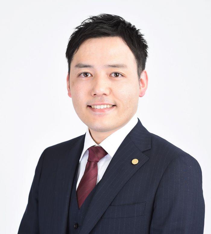 行政書士木村亮一プロフィール写真